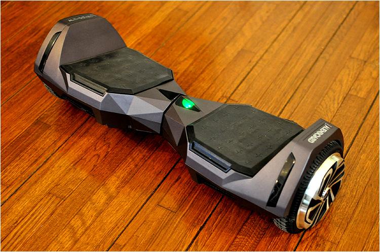I Mockerycom Alienwheels Batwings Smart Balance Board Review
