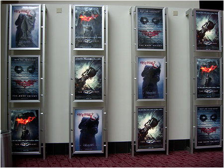 Holy posters, Batman!