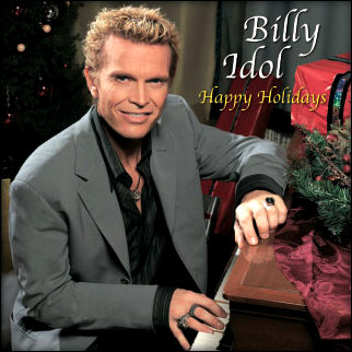 Billy Idol Christmas album