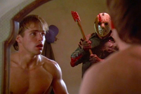 Blumhouse - Reasons Why You Should Love Friday the 13th Part V: A New Beginning. - by Roger Barr