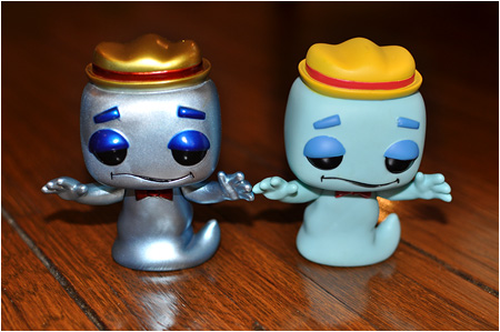 Shiny or not, Boo Berry looks great in vinyl