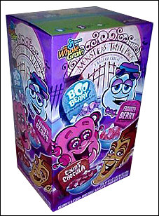 Monsters Triple Pack!