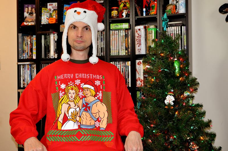 The Gloriously Ugly Christmas Sweaters Of Pop Culture!