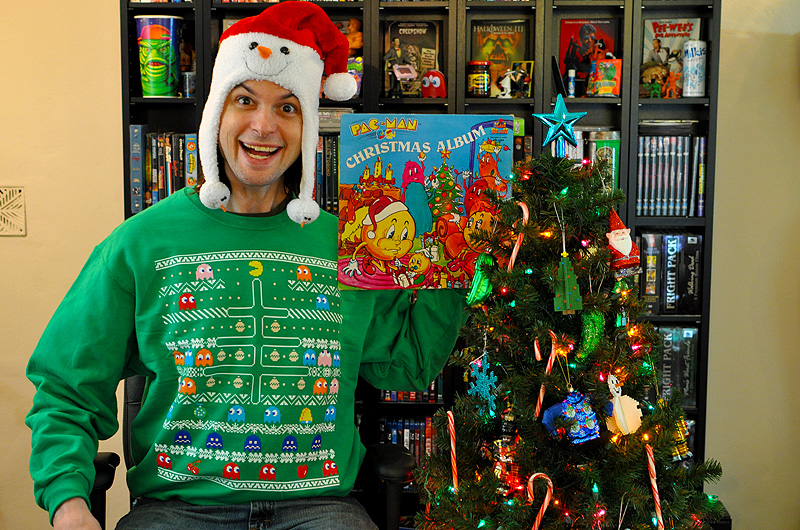 More Ugly Pop Culture Christmas Sweaters!