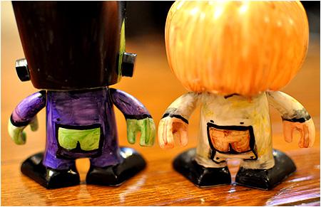 Halloween Poop Chutes!