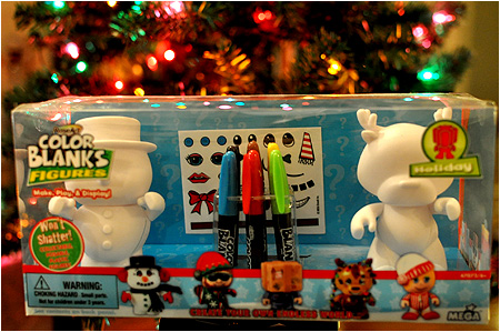 Color Blanks - 2011 Special Holiday Pack!