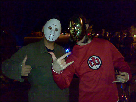 Introducing the Voorhees Brothers.