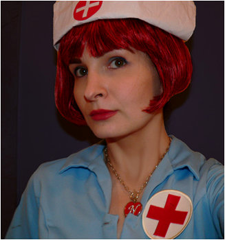 The Nurse will be keeping a close watch on the pulse of the chat room!