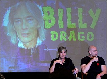 Billy Drago and Michael Bailey Smith at Fangoria's Weekend of Horrors!