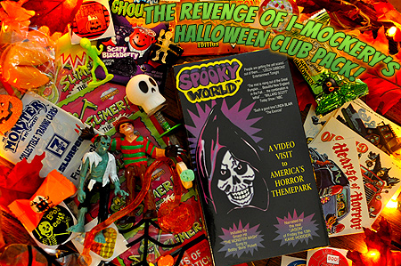 The Revenge of I-Mockery's Halloween Club Pack! More spooky goodies than ever before!