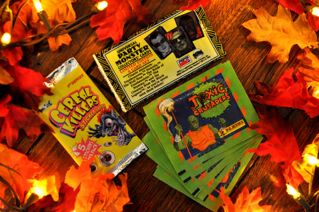 The Bride of I-Mockery's Halloween Club Pack! More spooky goodies than ever before!