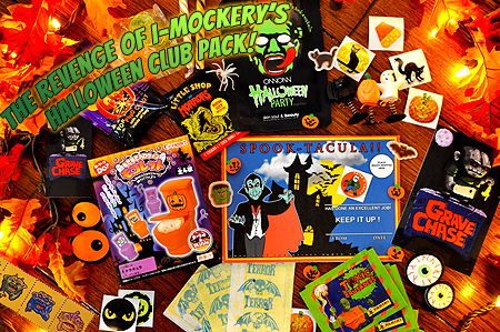 The Revenge of I-Mockery's Halloween Club Pack! More amazing spooky goodies than ever before!