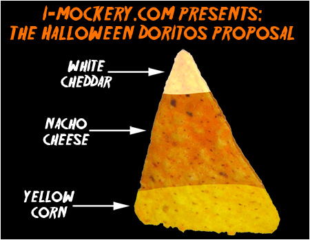 I-Mockery.com's Halloween Doritos Proposal!