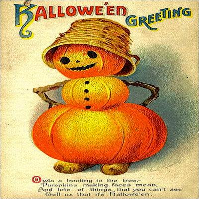 Greetings, ghouls 'n goblins! Welcome to I-Mockery's 2008 Halloween season!