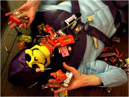 Halloween 2011: Trick-Or-Treating is for grown-ups!