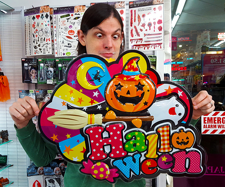 Happy Halloween - Japan style!