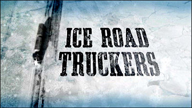 Ice Road Truckers - don't drive on the yellow ice!