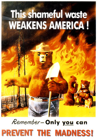 Help us Smokey!