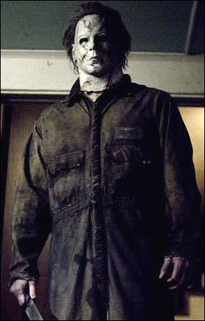... of the Michael Myers from Rob Zombie's upcoming