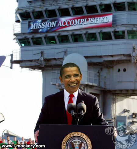Just thought I'd go ahead and fix this image for everybody. Bye Bye Bin Laden. Adios Osama. Mission Accomplished.