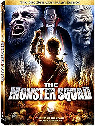 Finally! Monster Squad is coming to DVD! Wolfman's got NARDS!