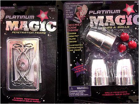 Uh oh, it's magic!