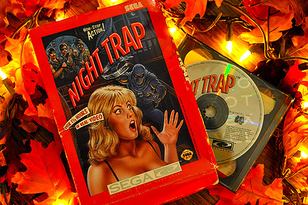 Night Trap is returning for a special 25th anniversary release!