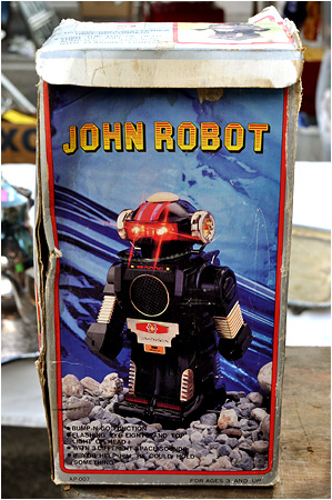 John Robot!