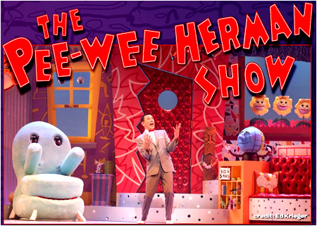The Pee-wee Herman Show - performance from 1/24/10 at Club Nokia!