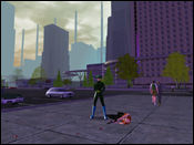 PickleMan in City of Heroes!