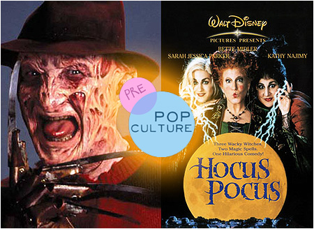 PrePopCulture Podcast - The Halloween Horror Movies Episode!