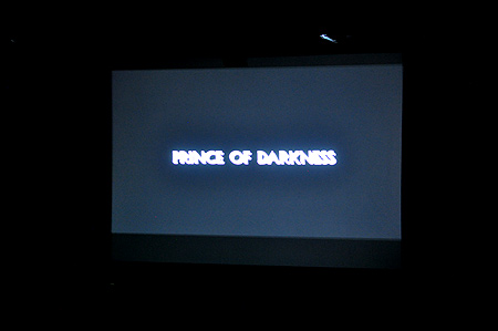 A special screening of John Carpenter's Prince of Darkness!