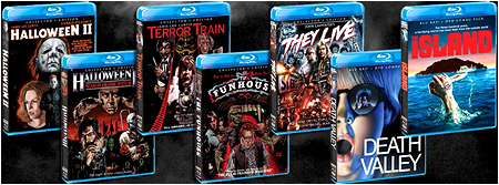 Scream Factory's 2012 Halloween season horror movie releases!