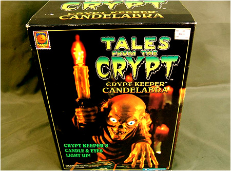 Tales From The Crypt - The Crypt Keeper Candelabra!