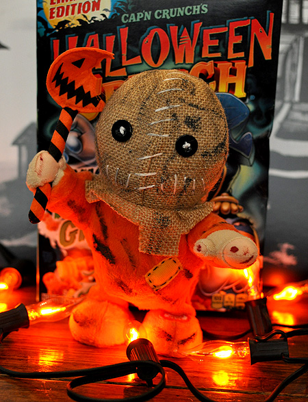 Trick 'R Treat Animated Sam!