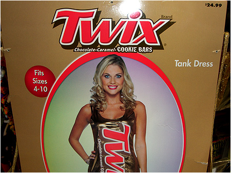 The Twix girl haunts my every waking thought.