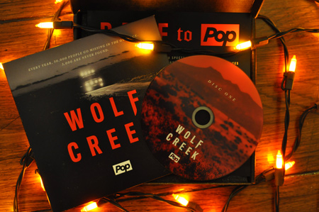 Wolf Creek: The Series! Airing this October on Pop TV!
