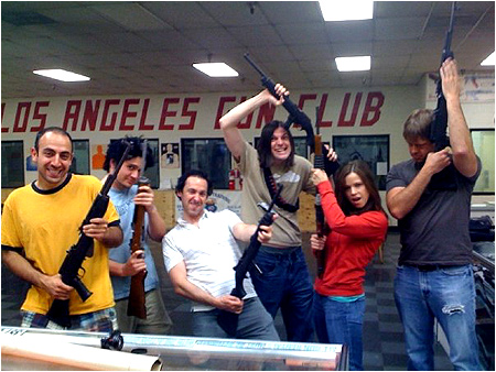 Zombies... you do NOT want to mess with us.