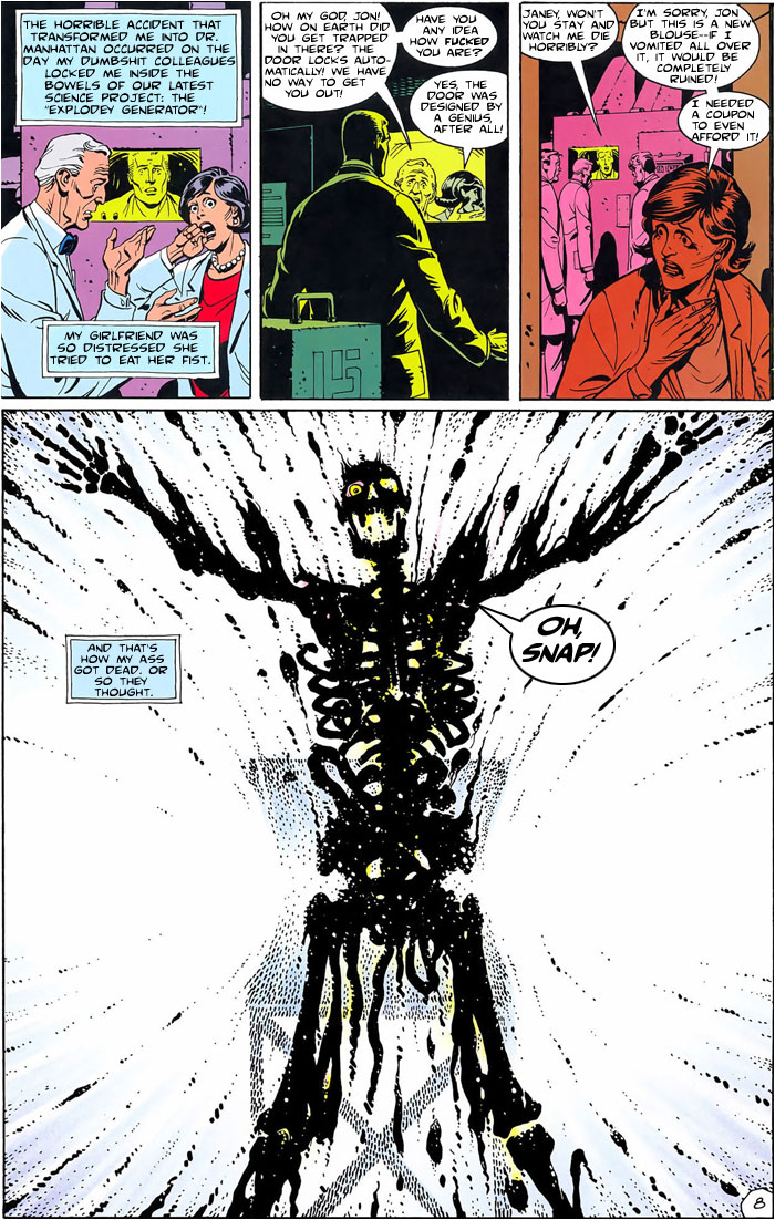 Dr manhattan cock watchmen