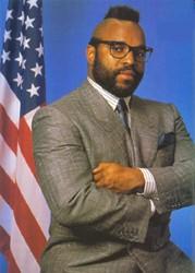 Mr. T For President in 2004!