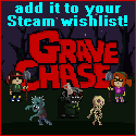 Grave Chase is coming to Steam on September 20th! Add it to your Wishlist & follow it on Steam!