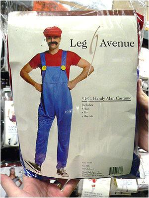 Luigi Halloween Costume
