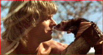 anyway the beastmaster is basically about three basic things firstThe Beastmaster Ferrets