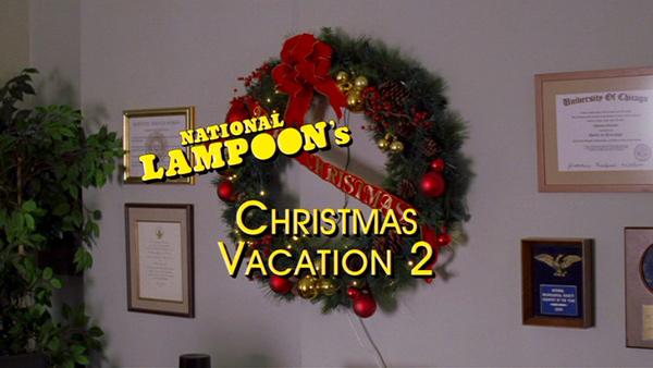 Christmas Vacation 2.I Mockery Com Reasons Why Christmas Vacation 2 Cousin