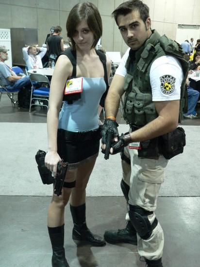 Gotta love these Resident Evil costumes.  sc 1 st  I-Mockery.com & I-Mockery.com   I-Mockeryu0027s Big 2010 San Diego Comic-Con Photo Album!