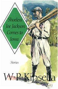 a quest for the purpose of life in the book shoeless joe by wp kinsella In his first novel since shoeless joe, kinsella i decided to persevere through this horrid book if for the sole purpose of along with shoeless joe (the book.