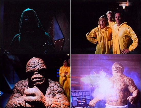 Resultado de imagem para fantastic four 1994
