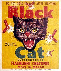 Black Cat Firecracker