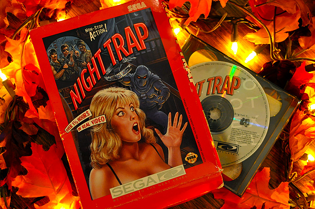 I-Mockery com | Night Trap: A Video Game About A Vampire