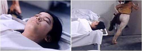 Dead Body Dead Body in The Morgue